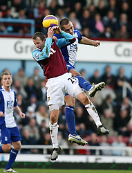 s Martin Taylor during the Premiership match at Upton Park. (Photo by Chris Ratcliffe/Propaganda)