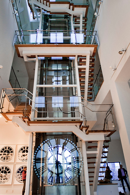 The most expensive apartment in Brooklyn is on the market for $25 million. It's the clocktower in Dumbo which as been made into a luxury three story penthouse with an internal elevator.