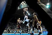 Jaquan Johnson<br /> Red October Cantu' Umana Reyer Venezia<br /> Basket serie A 2016/2017<br /> Milano 03/10/2016<br /> Foto Ciamillo-Castoria