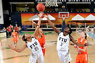 FIU Women's Basketball vs UTEP (Jan 23 2016)