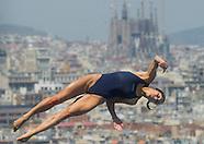 BCN2013 Diving women