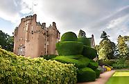 Crathes Castle - Scotland, Summer