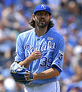 Kansas City Royals v Cleveland Indians, 3 June 2017