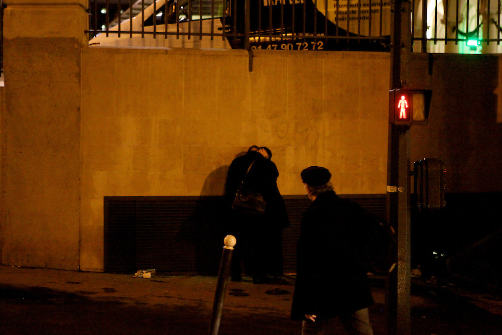 Gare de l'Est affair, Paris