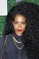 Kelis, Kopparberg Urban Forest - Launch Party, Abbott Street Car Park, London UK, 02 July 2014, Photo by Brett D. Cove
