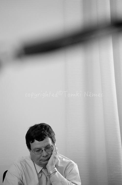 2008, Czech Republic, Prague_RNDr. Alexandr VONDRA_Mistopredseda vlady pro evropske zalezitosti, Senator ODS