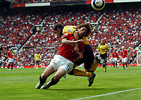Park Ji Sung Manchester United/Aaron Hughes Aston Villa<br />