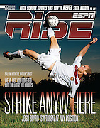 Josh Beard for ESPN RISE Magazine