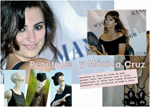 Interior - Ibicasa<br /> Penelope Cruz Mango Presentation, Ibiza