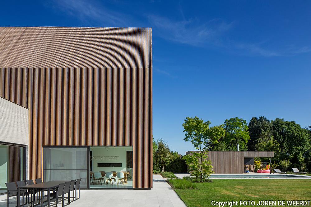 Architect Bart Janssens Architects In Motion | Joren De