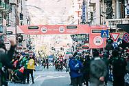 Milano Sanremo 2018. <br /> Photo: Eloise Mavian / Tornanti.cc