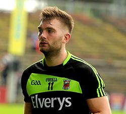 Mayo's Aidan O'Shea<br />Pic Conor McKeown