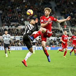 Newcastle United v Fulham, Premier League, 22 December 2018