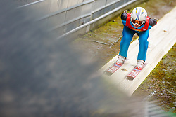 National competition in Ski Jumping, 8th of October, 2016, Kranj,  Slovenia. Photo by Grega Valancic / Sportida