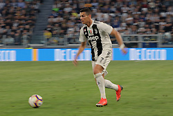 October 20, 2018 - Turin, Turin, Italy - Cristiano Ronaldo #7 of Juventus FC in action during the serie A match between Juventus FC and Genoa CFC at Allianz Stadium on October 20, 2018 in Turin, Italy. (Credit Image: © Giuseppe Cottini/NurPhoto via ZUMA Press)