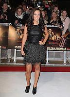 Tulisa Contostavlos The Twilight Saga: Breaking Dawn Part 1 UK Premiere, Westfield Startford City, London, UK. 16 November 2011. Contact rich@pictured.com +44 07941 079620 (Picture by Richard Goldschmidt)