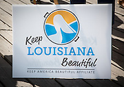 Keep Abita Springs Beautiful is certified as an affiliate of Keep America Beautiful during the Abita Springs Water Festival on October 16, 2016