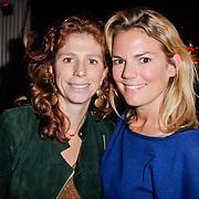 NLD/Amsterdam/20111110 - CD presentatie Rene Froger, Barbara Barend en partner Alette Bastiaansen