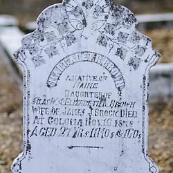 Pioneer Cemetery, Coloma, California