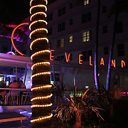 The eclectic South Beach neighborhood of Miami Beach glitters with nightlife – all day long along its Art Deco hotels. People watching is a great pastime in this trendy and quirky area which draws celebrities and beautiful people from all over the world. Enjoy the beach or the historic Art Deco architecture or the fine Oceanside dining. <br /> <br /> Photography by Jose More