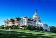 United States Capitol Building, Washington DC, USA.