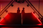 Daft Punk playing live in berlin 2011. Dj set. Bread and Butter 2011