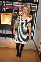 SAHAR HASHEMI at a party to celebrate the publication of 'Young Stalin' by Simon Sebag-Montefiore at Asprey, New Bond Street, London on 14th May 2007.<br /><br />NON EXCLUSIVE - WORLD RIGHTS
