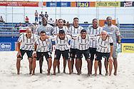 The Corinthians team have their photo taken at the Mundialito de Clubes 2015 in Rio de Janeiro. Foto: Marcello Zambrana/Divulgação