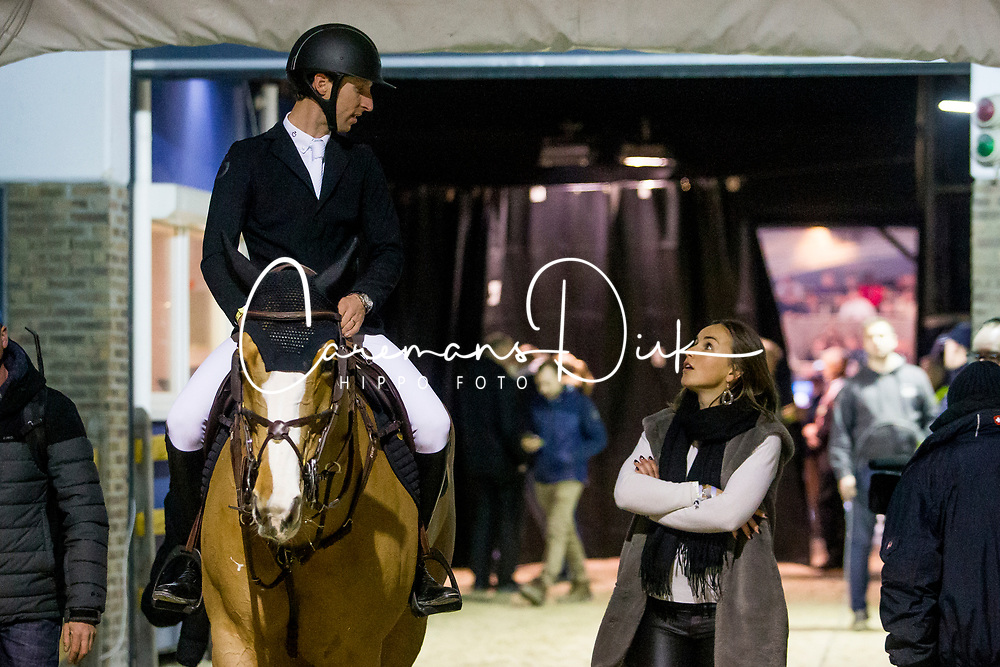 Devos Pieter, BEL, Apart<br /> Jumping Mechelen 2019<br /> © Hippo Foto - Sharon Vandeput<br /> 30/12/19