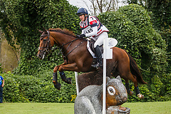 Cook Kristina, GBR, Billy the Red<br /> World Equestrian Games - Tryon 2018<br /> © Hippo Foto - Sharon Vandeput<br /> 16/09/2018