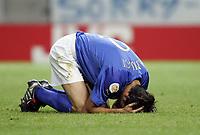 Fotball<br /> Euro 2004<br /> 18.06.2004<br /> Sverige v Italia 1-1<br /> Foto: Omega/SBI/Digitalsport<br /> NORWAY ONLY<br /> <br /> CHRISTIAN PANUCCI
