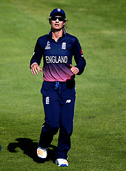 Danielle Wyatt of England - Mandatory by-line: Robbie Stephenson/JMP - 05/07/2017 - CRICKET - County Ground - Bristol, United Kingdom - England Women v South Africa Women - ICC Women's World Cup Group Stage