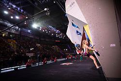 Urska Repusic of Slovenia during Semifinals of Adidas RockStars 2018, on September 22, 2018 in Porsche-Arena, Stuttgart, Germany. Photo by Urban Urbanc / Sportida