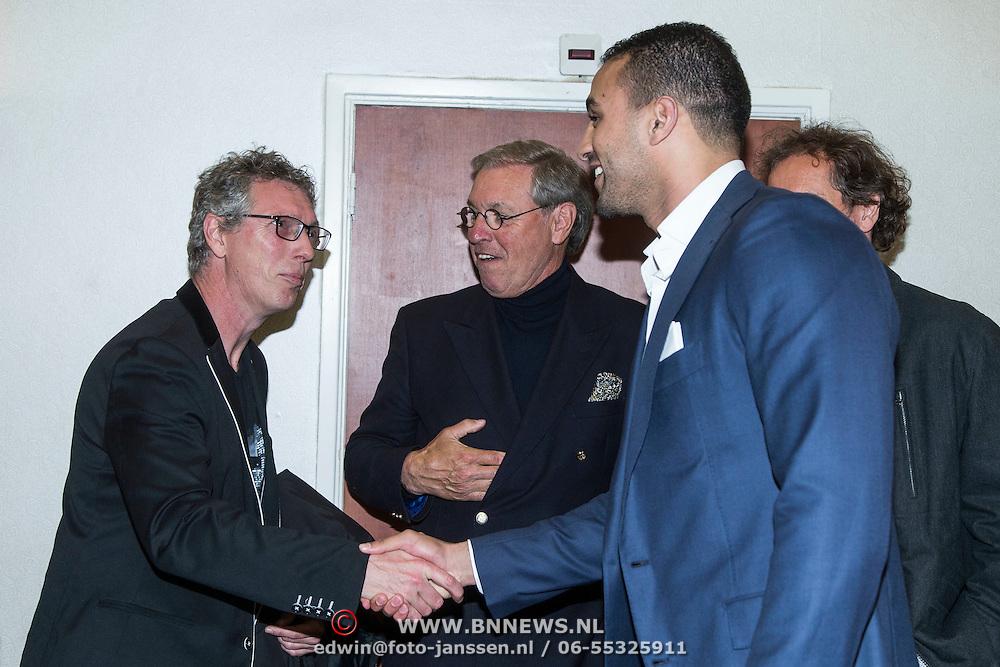 NLD/Amsterdam/20140422 - Boekpresentatie Badr Hari,