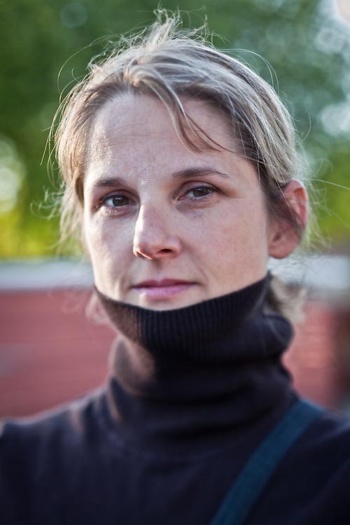 Cathy Von Hippel, Anchorage