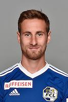 15.07.2016; Luzern; Fussball - FC Luzern;<br />Jerome Thiesson (Luzern)<br />(Martin Meienberger/freshfocus)