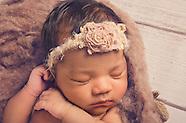 Kylie Hinson Newborn Session