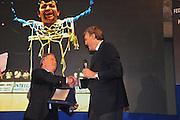 DESCRIZIONE : Monza Vila Reale Italia Basket Hall of Fame<br /> GIOCATORE : Alessandro Galleani Dino Meneghin<br /> SQUADRA : <br /> FIP Federazione Italiana Pallacanestro <br /> EVENTO : Italia Basket Hall of Fame<br /> GARA : <br /> DATA : 29/06/2010<br /> CATEGORIA : Premiazione<br /> SPORT : Pallacanestro <br /> AUTORE : Agenzia Ciamillo-Castoria/M.Gregolin