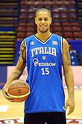 12-03-2011 MILANO ALL STAR GAME 2011 <br /> NAZIONALE ITALIANAIN <br /> FOTO: DANIEL HACKETTFOTO CIAMILLO