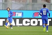 Udine, 01 febbraio 2015<br /> Serie A 2013/2014. 21^ giornata.<br /> Stadio Friuli.<br /> Udinese vs Juventus..<br /> Nella foto: il centrocampista della Juventus Andrea Pirlo.<br /> © foto di Simone Ferraro