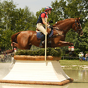 Bonner Carpenter and Acapolco Jazz at the 2007 Maui Jim Horse Trials in Wayne, Illinois