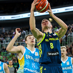20190225: SLO, Basketball - 2019 FIBA Basketball World Cup Qualifications, Slovenia vs Ukraine