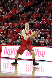 14 February 2016:  Luuk Van Bree during the Illinois State Redbirds v Bradley Braves at Redbird Arena in Normal Illinois (Photo by Alan Look)