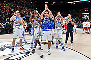 Team Banco di Sardegna Dinamo Sassari<br /> A|X Armani Exchange Olimpia Milano - Banco di Sardegna Dinamo Sassari<br /> Legabasket LBA Serie A 2019-2020<br /> Sassari, 16/11/2019<br /> Foto L.Canu / Ciamillo-Castoria