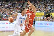 DESCRIZIONE : Berlino Berlin Eurobasket 2015 Group B Turkey Italy <br /> GIOCATORE : Danilo Gallinari<br /> CATEGORIA :Penetrazione<br /> SQUADRA : Italy<br /> EVENTO : Eurobasket 2015 Group B <br /> GARA : Turkey Italy<br /> DATA : 05/09/2015 <br /> SPORT : Pallacanestro <br /> AUTORE : Agenzia Ciamillo-Castoria/Mancini Ivan<br /> Galleria : Eurobasket 2015 <br /> Fotonotizia : Berlino Berlin Eurobasket 2015 Group B Turkey Italy
