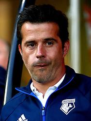 Watford head coach Marco Silva - Mandatory by-line: Robbie Stephenson/JMP - 22/08/2017 - FOOTBALL - Vicarage Road - Watford, England - Watford v Bristol City - Carabao Cup