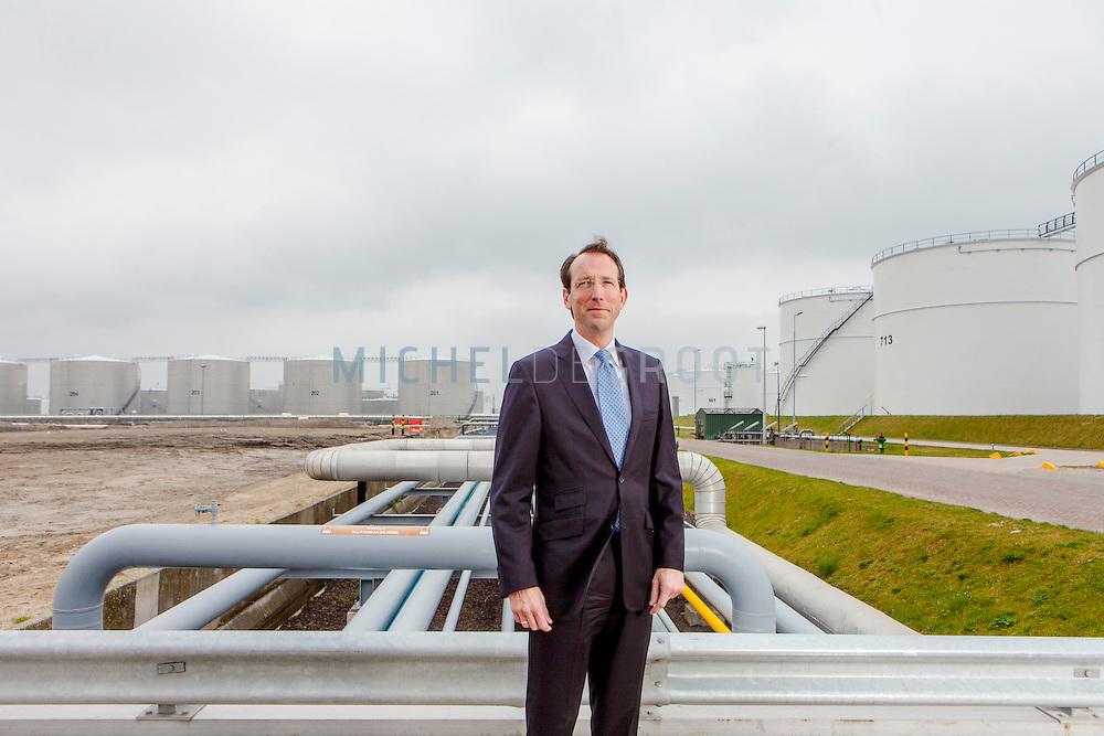 Roland Pechtold, CEO van Argos