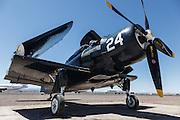 Douglas AD-4W Skyraider.