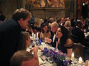 The Booker prize 2000. Guildhall, London EC2. 7 November 2000. © Copyright Photograph by Dafydd Jones 66 Stockwell Park Rd. London SW9 0DA Tel 020 7733 0108 www.dafjones.com<br />Mr. and Mrs. Gordon Ramsay and Nigella Lawson. The Booker prize 2000. Guildhall, London EC2. 7 November 2000. © Copyright Photograph by Dafydd Jones 66 Stockwell Park Rd. London SW9 0DA Tel 020 7733 0108 www.dafjones.com