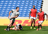 South Africa Captains Run 180915